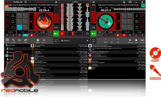 Digital 1 Audio PCDJ RedMobile v3.5.5 Incl Keygen-R2R WiN/OSX